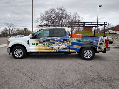Vehicle Wraps | Custom Vehicle Graphics and Lettering | Advertising & Marketing Agency Signs | Nashville, TN