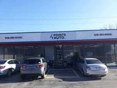 Outdoor Wall Letters & Graphics | Vinyl Lettering | Auto Dealership Signs | Nashville, TN