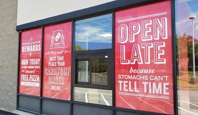 Window Graphics | Corporate Branding Signs