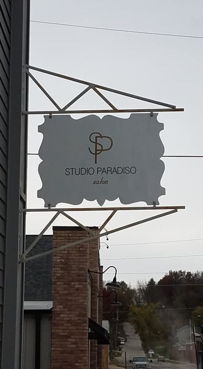 Suspended Banners & Ceiling Displays | Signs | Retail Signs & Point of Purchase Graphics | Kansas City, MO | Storefront Signs | Suspended Signs
