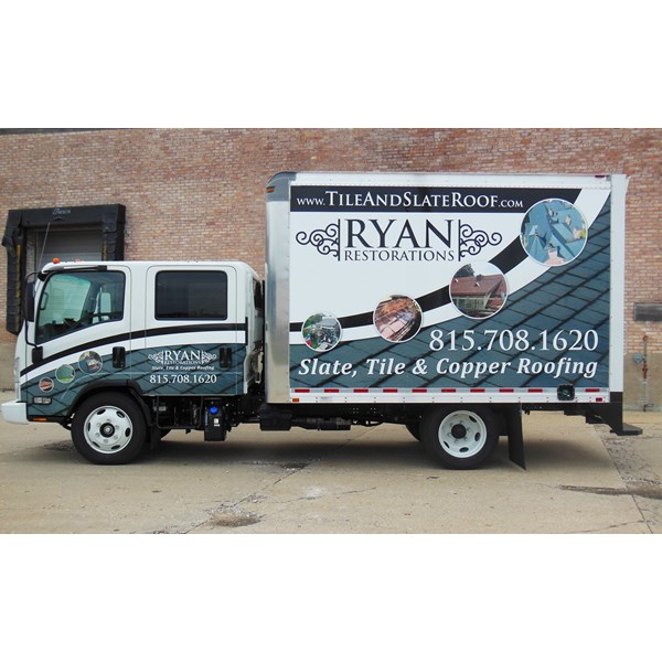 Truck & Trailer Wraps