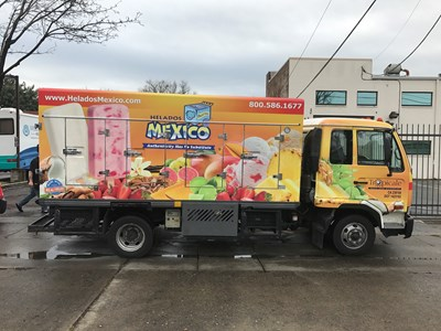 Fleet Graphics: A Guide to Company Branding with Vehicle Wraps