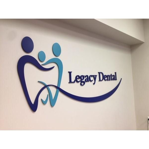 3D Signs & Dimensional Logos