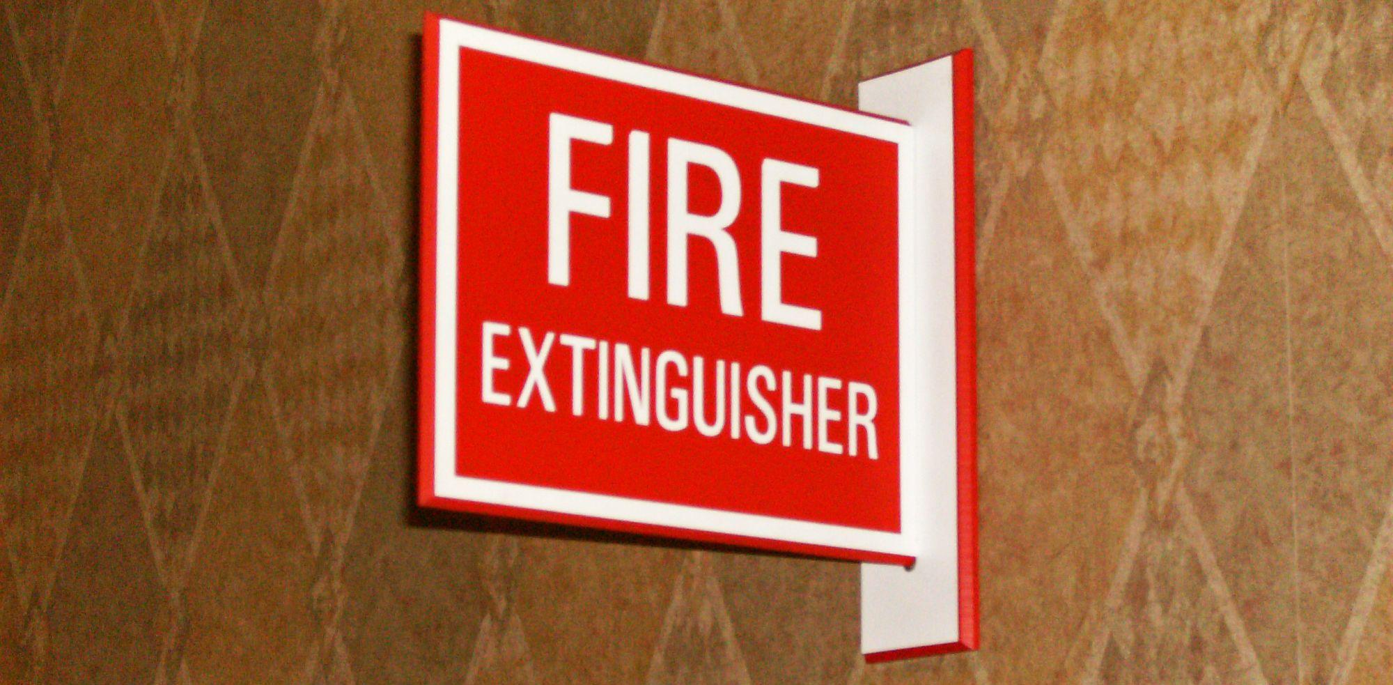 hazard warning safety signage signs now