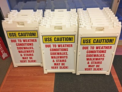 Safety Signs Every Business Needs for OSHA-Compliance