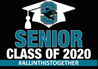 Graduation Senior Class Sharks Sign