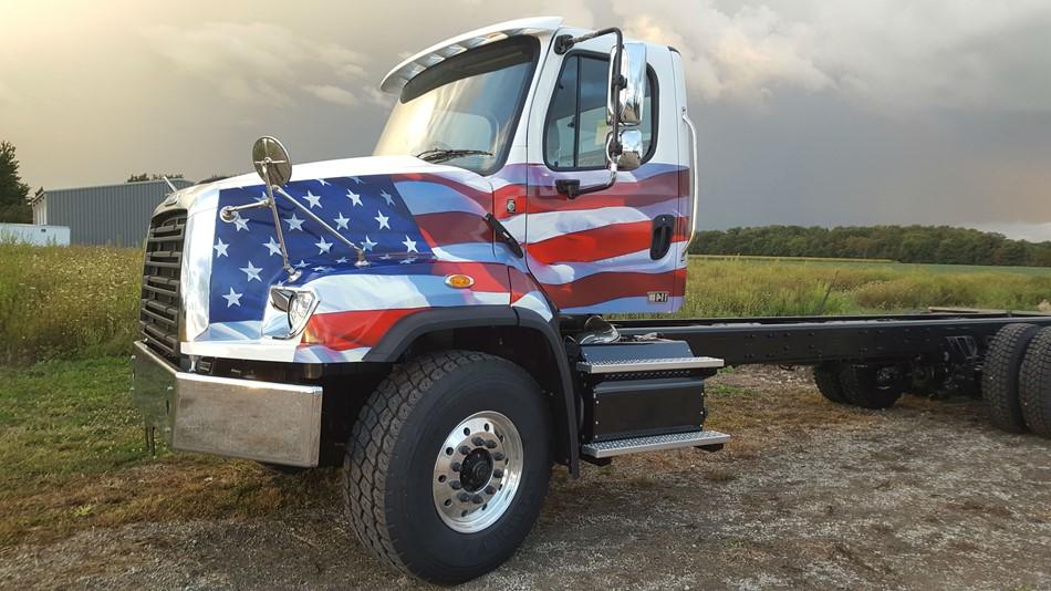 Vinyl Truck & Trailer Wraps   Signs Now Del Rio