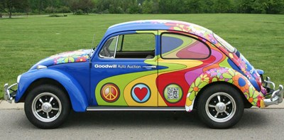 Vehicle Graphics: Sometimes Underutilized by Marketers, Rarely Overlooked by Motorists!