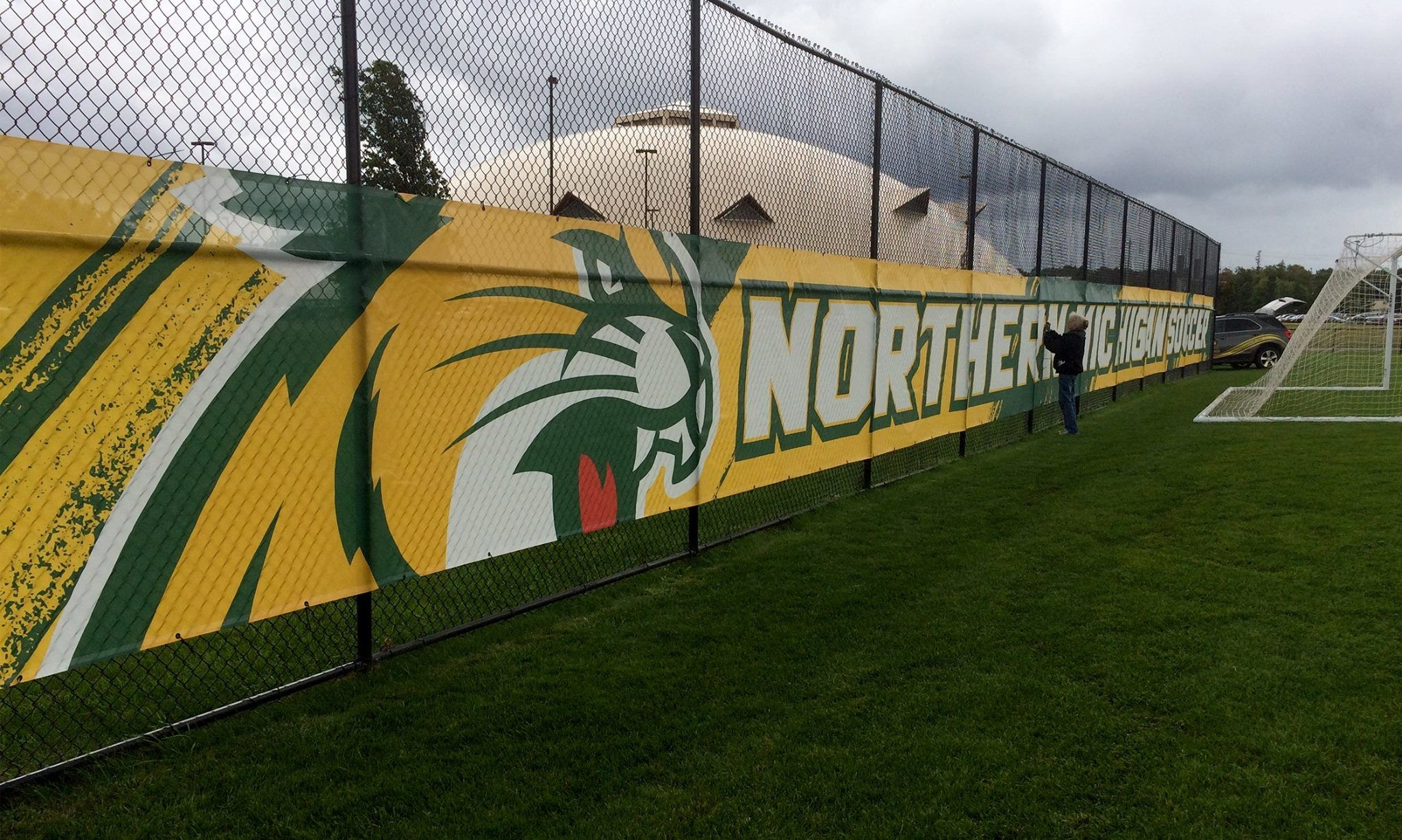 Sporting Event Signage And Custom Team Banners Amp Signs