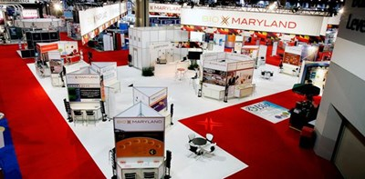 Deliver your Message Effectively with Well-Designed Trade Show Booths, Tents and POP Displays.