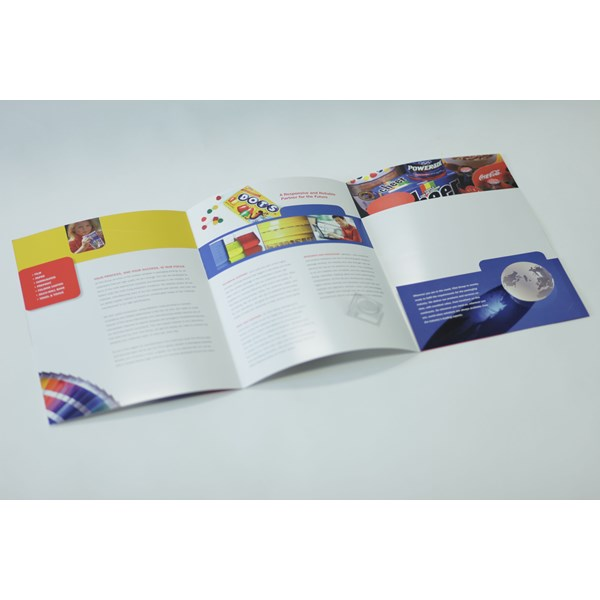 Marketing Collateral & Brochures