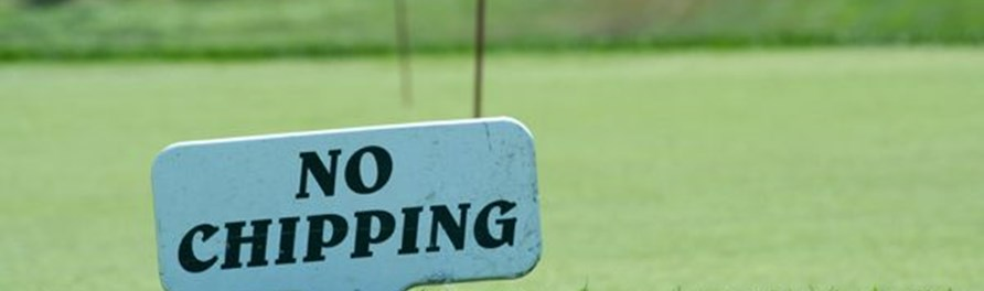 Golf Course, Country Club, & Outdoor Venue Signs