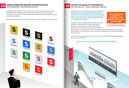 12 Proven Ways to Stand Out From The Crowd With Signs and Graphics Ebook