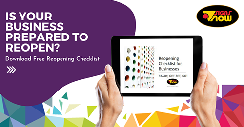 Is Your business Prepared to reopen - download the reopening checklist