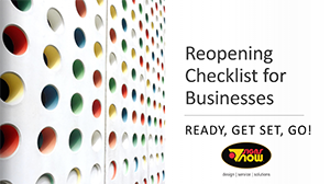 Reopening Checklist for Business Signs Now