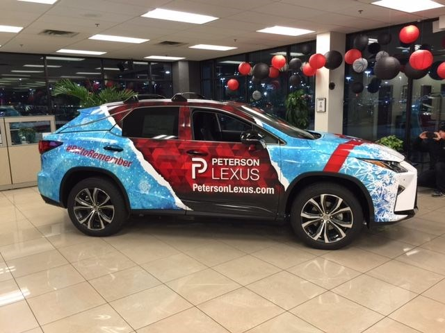 Vehicle Graphics Wraps Decals  Magnets Signs Now Branson - Auto graphics for car