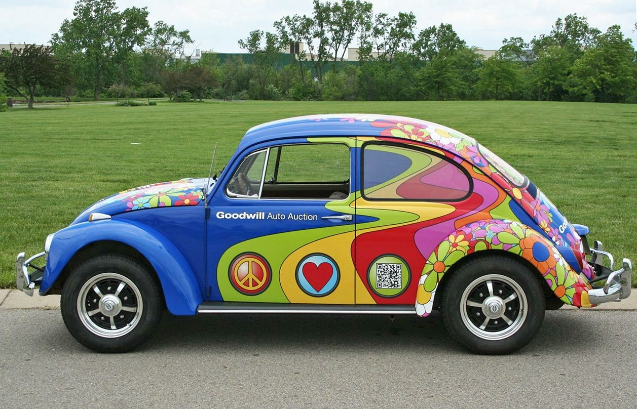 Vehicle Graphics, Wraps, and Decals