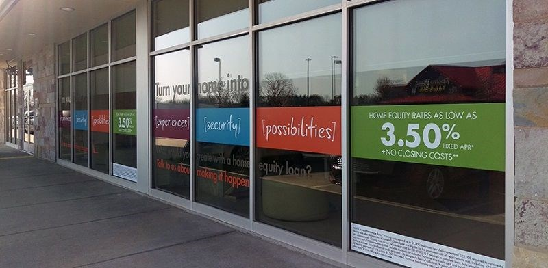 Vinyl Graphics And Decals Signs Now Kansas City - Custom vinyl decals kansas city