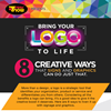 INFOGRAPHIC: Bring your Logo to Life