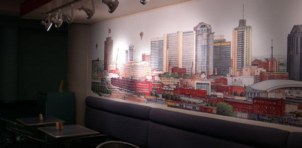 Indoor Wall Graphics