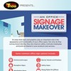 INFOGRAPHIC: An Office Signage Makeover