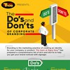 INFOGRAPHIC: The Do's and Don'ts of Corporate Branding