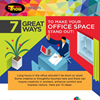 7 Great Ways To Make Your Office Space Stand Out!