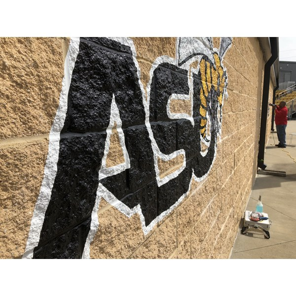 Outdoor Wall Letters & Graphics