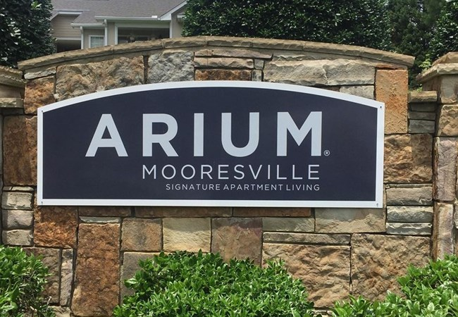 Charlotte Monument Signs | Property Management, Apartment, & Condo Signs