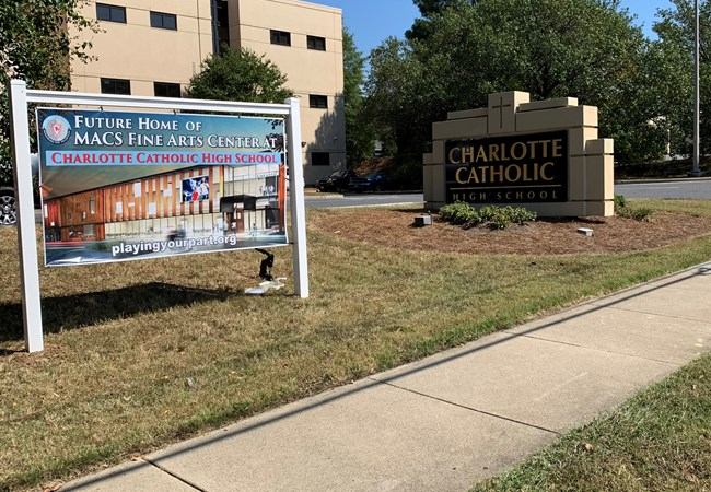 Banner Stands | Charlotte Banners | Education, School & University Signs | Charlotte, NC