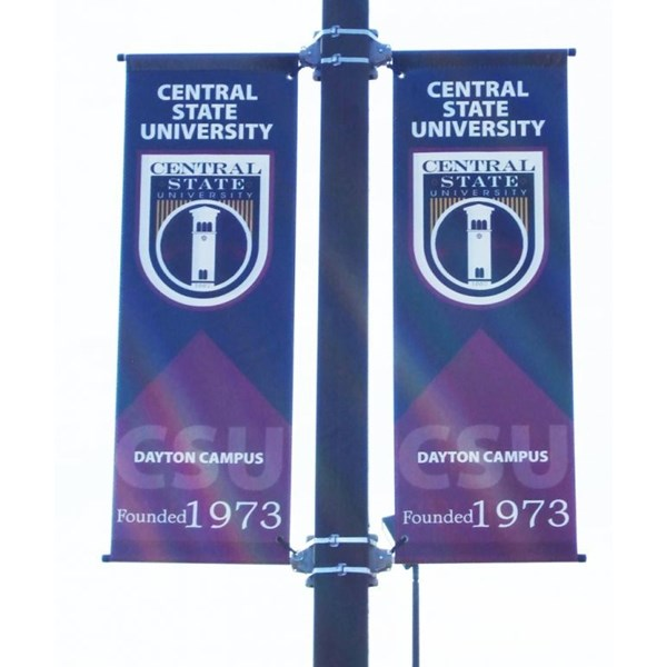 Pole Banners & Boulevard Banners
