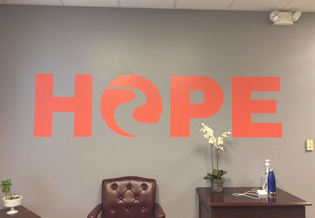 Wall Graphics and Murals | Vinyl Lettering | Church, Temple, Mosque & Religious Organization Signs | Beavercreek, OH