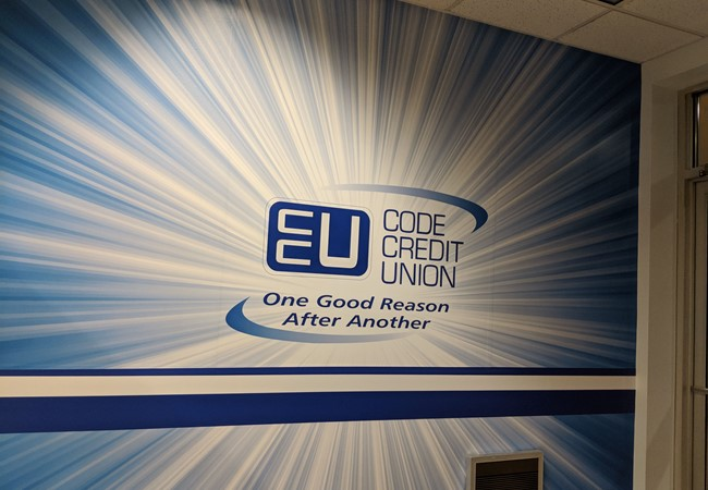 Wall Graphics and Murals | Vinyl Lettering | Banking & Financial Institution Signs | Dayton, OH