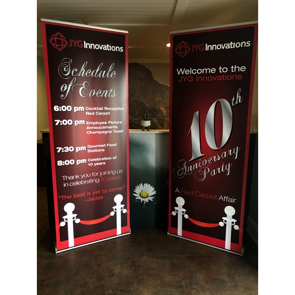 Trade Show Display Stands