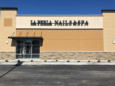 La Perla  Nails and Spa Opening 2020