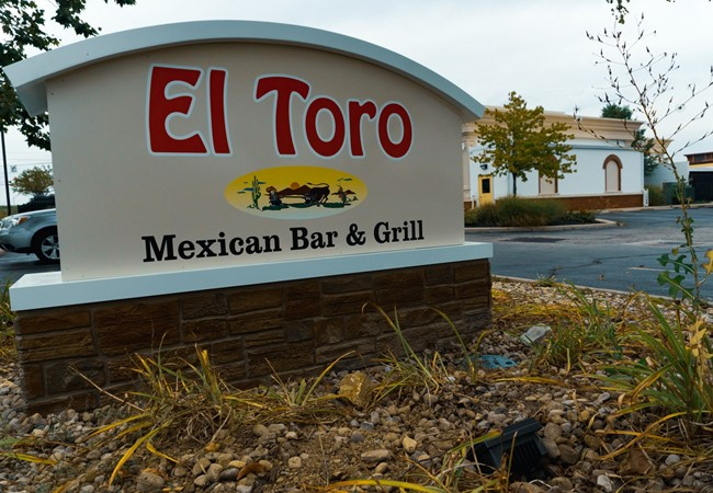 El Toro | Monument Sign | Ground Signs | Exterior Signs | Restaurants & Foodservice | Beavercreek, OH