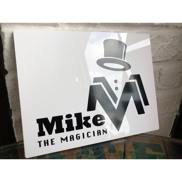 Custom Graphics & Vinyl Decals