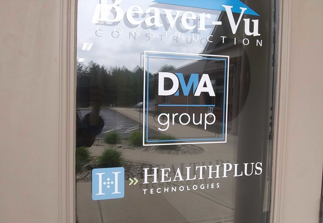 Window Graphics | Custom Graphics & Vinyl Decals | Construction | Beavercreek, OH