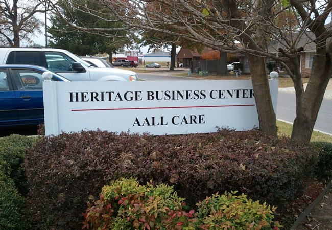 Custom Monument Signs | Outdoor Wall Letters & Graphics | Hospital & Medical Clinic Signs | Tulsa