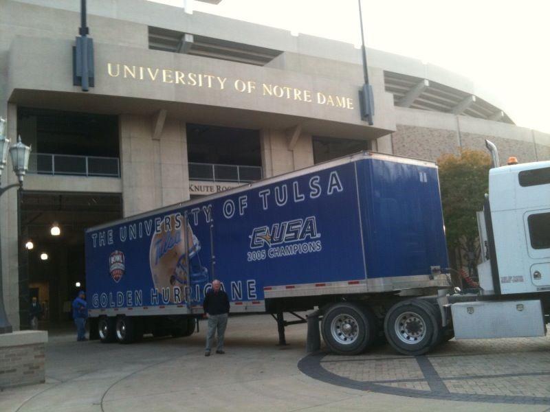 Vinyl Truck Amp Trailer Wraps Signs Now Tulsa