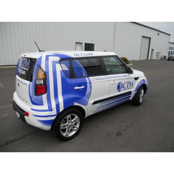 Full & Partial Vehicle Wraps