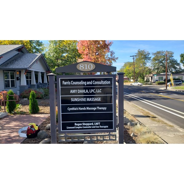 Business Directory Signs