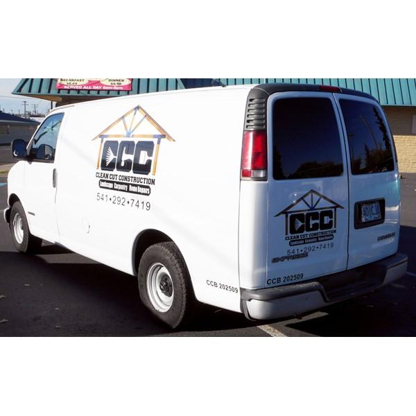 Custom Vehicle Lettering