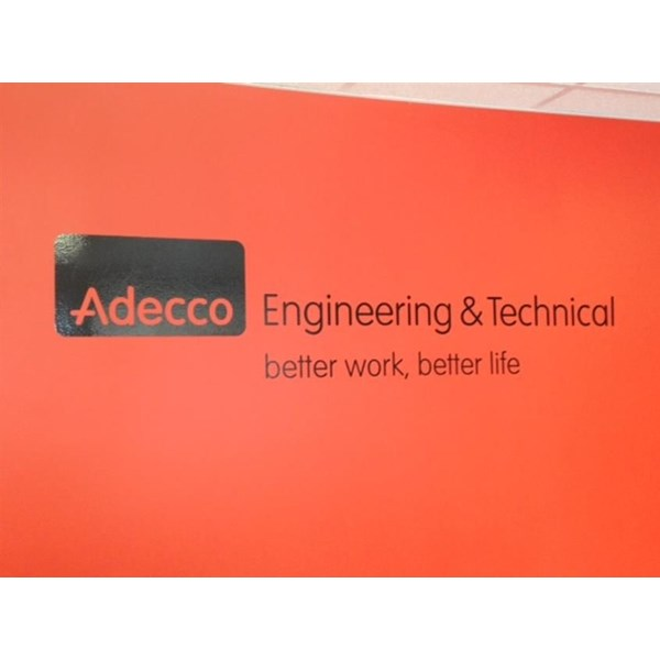 Wall Lettering & Graphics
