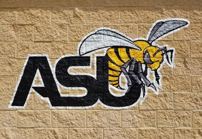Outdoor Wall Letters & Graphics | Outdoor Wall Letters & Graphics | Education, School & University Signs | Montgomery, Al