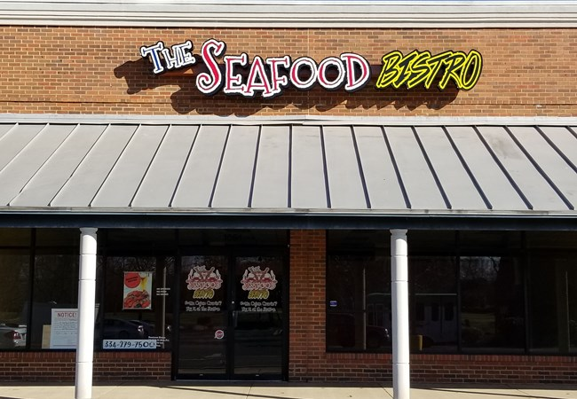 LED & Electric Signs for Business | 3D Signs & Dimensional Logos | Restaurants & Foodservice | Montgomery, Al
