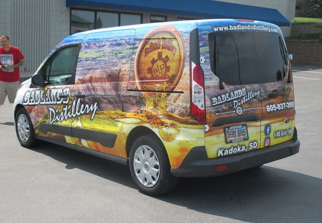 Vehicle Graphics & Lettering | Truck & Trailer Wraps | Restaurants, Diners, Bars & Food Truck Signs | Rapid City