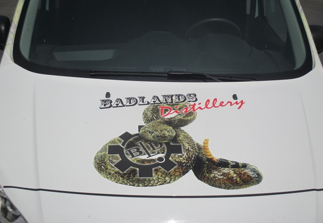 Vehicle Graphics & Lettering | Partial Vehicle Wraps | Restaurants, Diners, Bars & Food Truck Signs | Rapid City