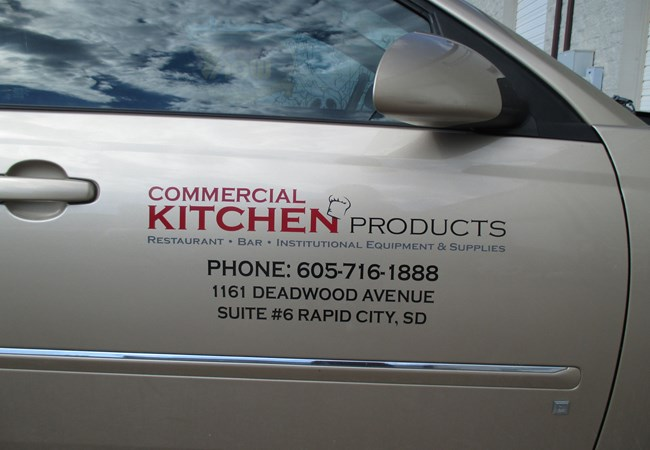 Vehicle Graphics & Lettering | Restaurants, Diners, Bars & Food Truck Signs | Rapid City SD