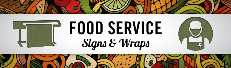 Restaurant & Food Truck Signs